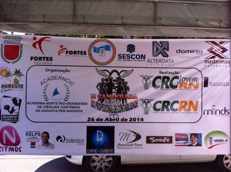 Nossos patrocinadores e apoiadores