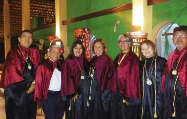 Abertura do Social – Comemoração aos 39 anos da fundação da academia – Martins-RN